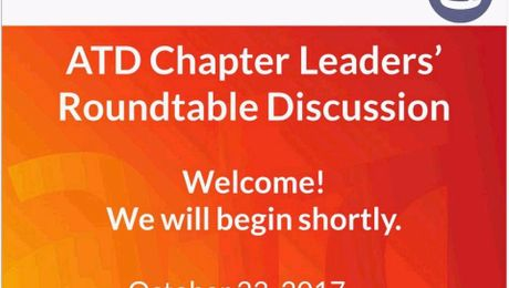 Chapter Leader Roundtable: Innovative Programs