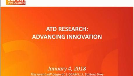 ATD Research: Advancing Innovation