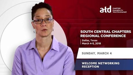 ATD & South Central Chapters Regional Conference