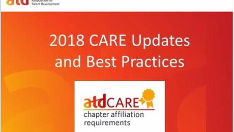 2018 CARE Updates and Best Practices