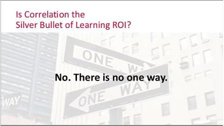 The ROI Dilemma: Measuring Results of Your Learning Programs