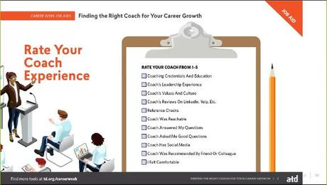 Finding the Right Coach for Your Career Growth