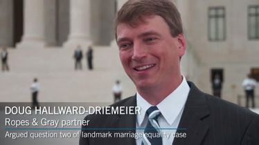 A historic decision on marriage equality