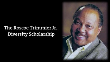 The Roscoe Trimmier Jr. Diversity Scholarship