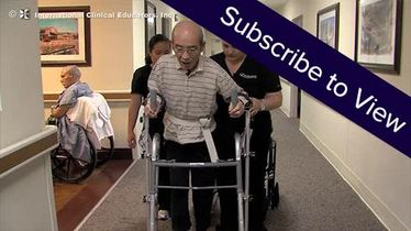 Spinal Stenosis, 3 months Post Surgery: Ambulation 1
