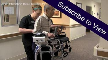 Spinal Stenosis, 3 months Post Surgery: Ambulation 2 with Ankle Weight