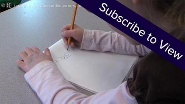 Peds Assessment: Fine Motor/Writing