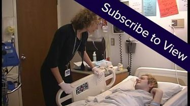 Acute Care Part 1: Bed Mobility Scooting Up in Bed