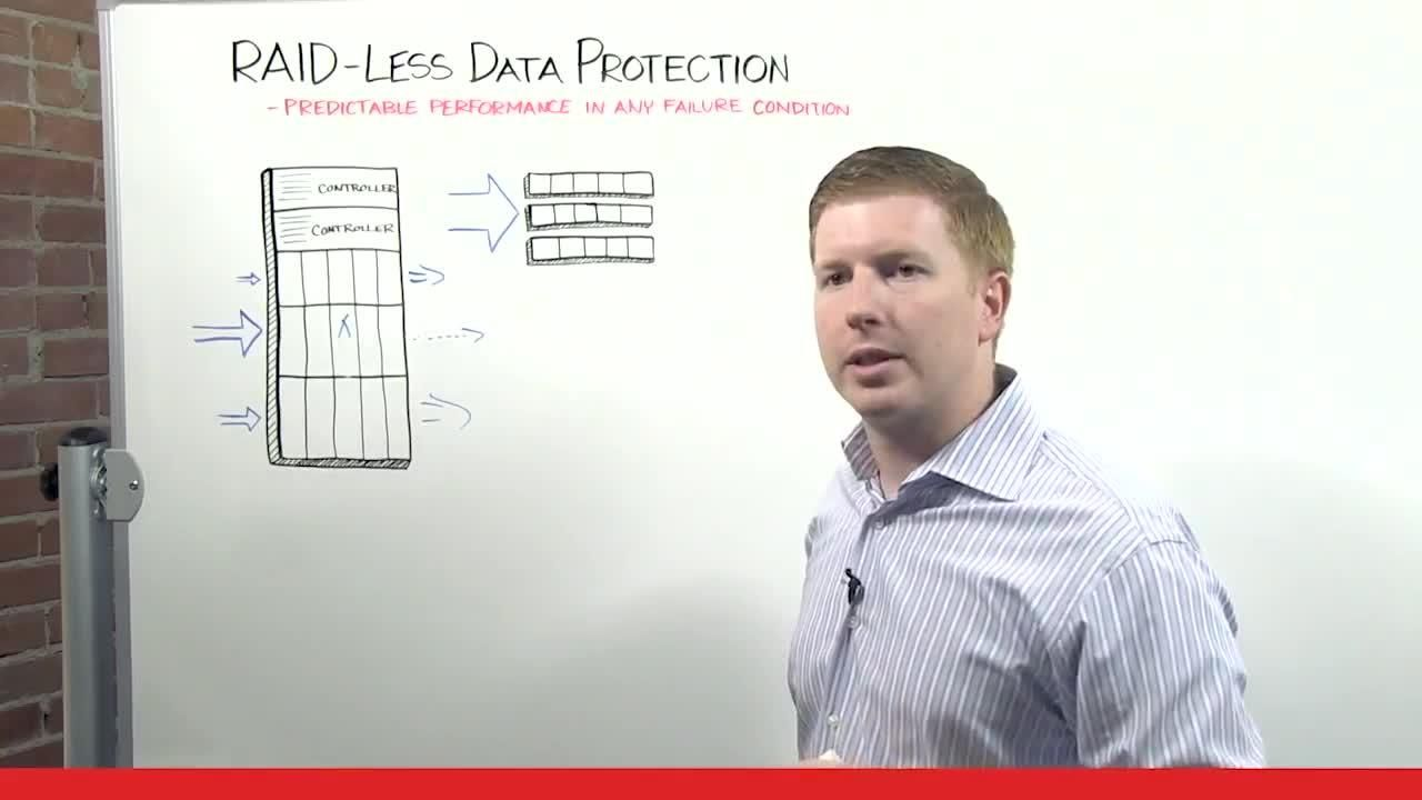 RAID-less Data Protection