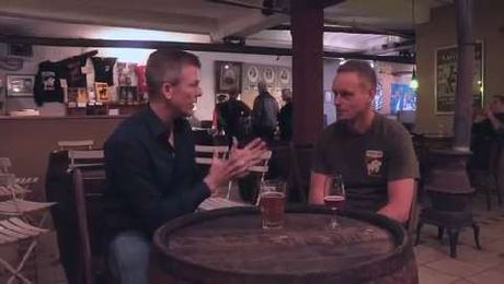 100 years of beer: An Interview Jean Van Roy, Cantillon Brewer