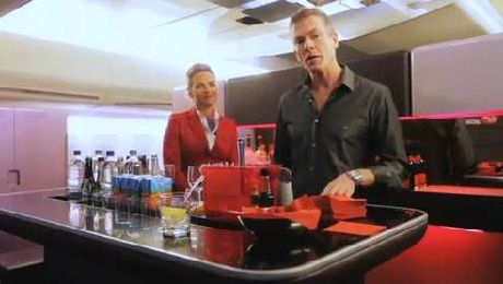 Get Onboard with Virgin Atlantic's Upper Class!