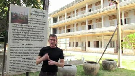 A visit to the Tuol Sleng Genocide Museum