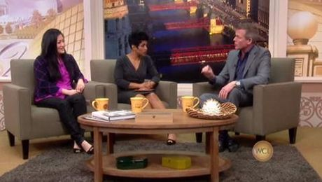 Mark Murphy on Windy City LIVE Chicago (03/12/2013)