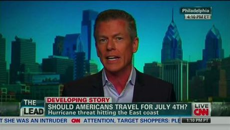 Mark Murphy on CNN The Lead With Jake Tapper (07/02/2014)