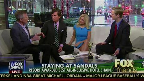 Mark Murphy on Fox News Fox & Friends (01/24/2015)