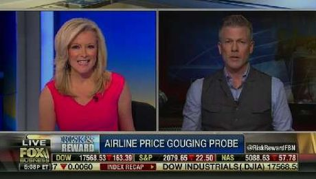 Mark Murphy on Fox Business Risk and Reward (07/24/2015)