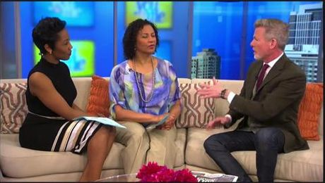 Mark Murphy on WCIU You & Me This Morning Chicago (04/25/2016)