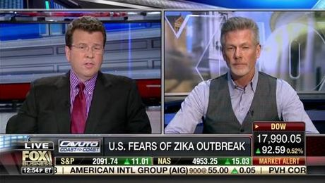 Mark Murphy on Fox Business Cavuto Coast to Coast (04/16/2016)