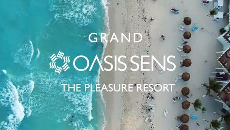 Grand Oasis Sens: The Pleasure Resort