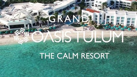 Grand Oasis Tulum: The Calm Resort