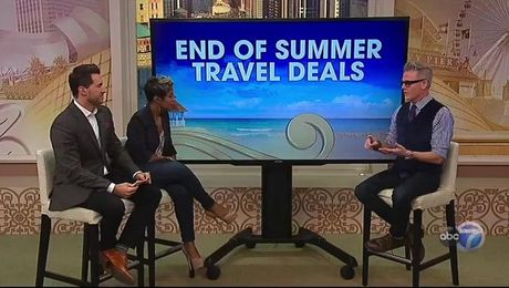Mark Murphy on Windy City Live Chicago ABC7 (2017-08-09)