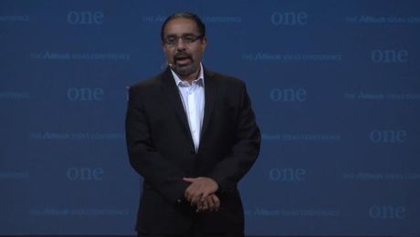 Ramez Naam: One Finite Planet