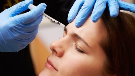 Dialing In a Refreshed Look with Botox