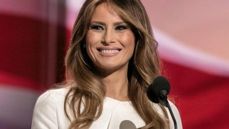 Any Plastic Surgery for the First Lady of the US?