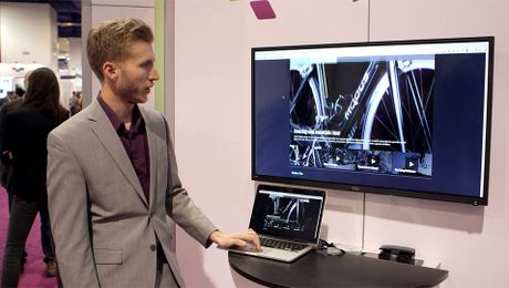 NAB 2015 Brightcove Product Demo: Gallery