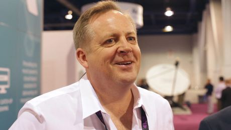 Mark Piesanen of Touchcast talks about the industry shift he sees emerging at NAB.