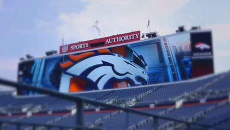 Denver Broncos Hit Fan Experience Paydirt on CenturyLink Network