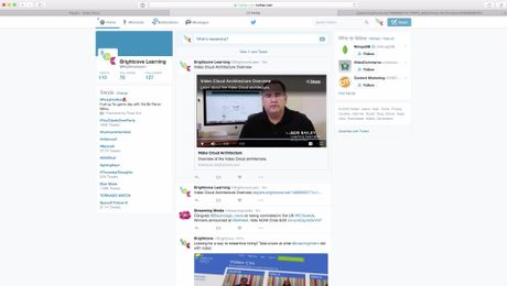 Embedding Videos in Tweets Using Twitter Player Cards