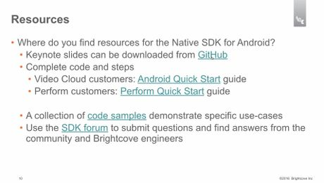 DwAndroidSDK - 3 - Reviewing tools and resources