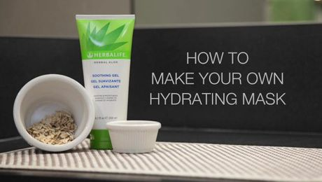 How to make your own hydrating mask