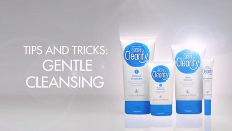 Tips and Tricks: Gentle Cleansing
