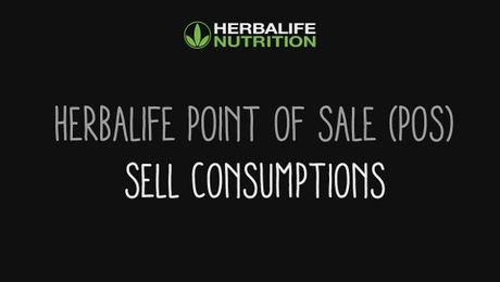 Point of Sale App Essentials - Sell Consumptions