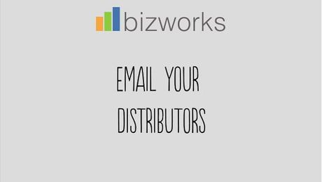 Linear View PLUS: Email Distributors