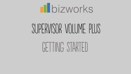BizWorks: Supervisor Volume Plus