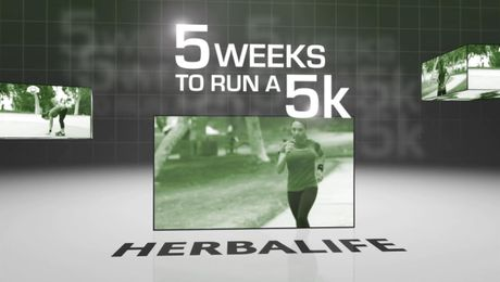 5 Weeks to Run a 5K Training Videos