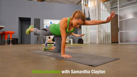 Quick Fix Active with Samantha Clayton (Short Promo)