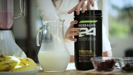 La Science de Herbalife24® Rebuild Strength