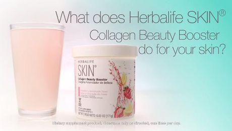 What Collagen Beauty Booster does for your skin