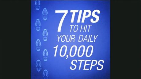 7 Tips To Hit Your Daily 10,000 Steps