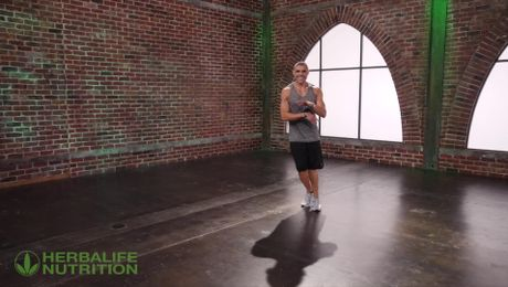 Step inspired cardio workout by Sasa Nocerino