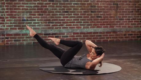 Long and lean pilates with Jenifer DelPozo