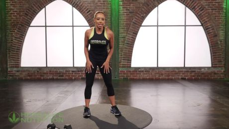 Bonus exercise #3 with Samantha Clayton