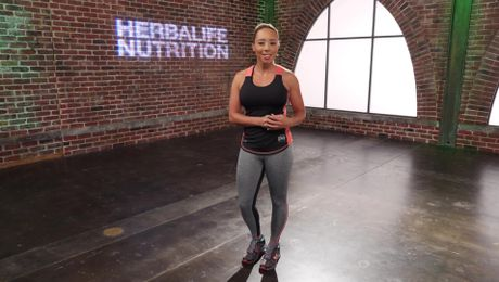 Fitness Challenge with Samantha Clayton