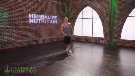 Aerobic cardio workout by Sasa Nocerino