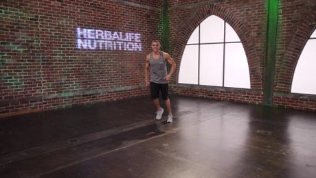 Step inspired workout by Sasa Nocerino #2