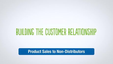 Product Sales to Non-Distributors